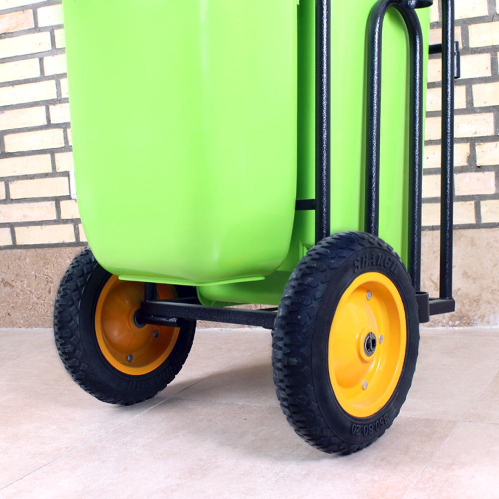 چرخ حمل زباله مدل 8300