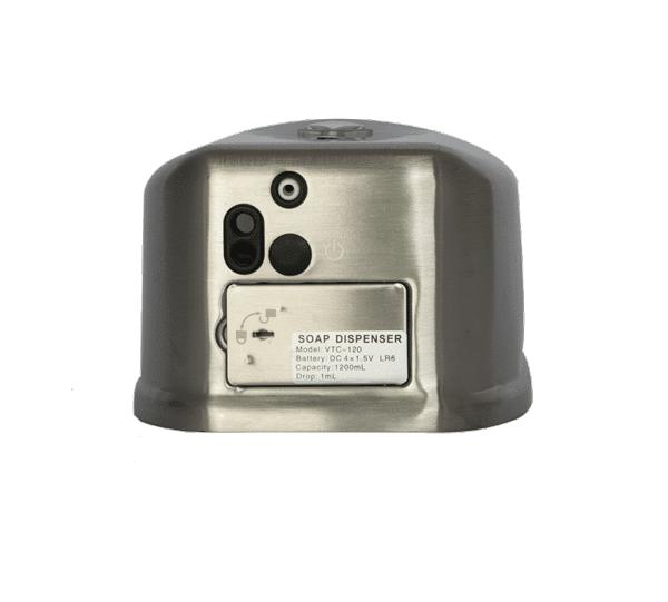 مایع ریز اتوماتیک استیل بیمر مدل PW-120
