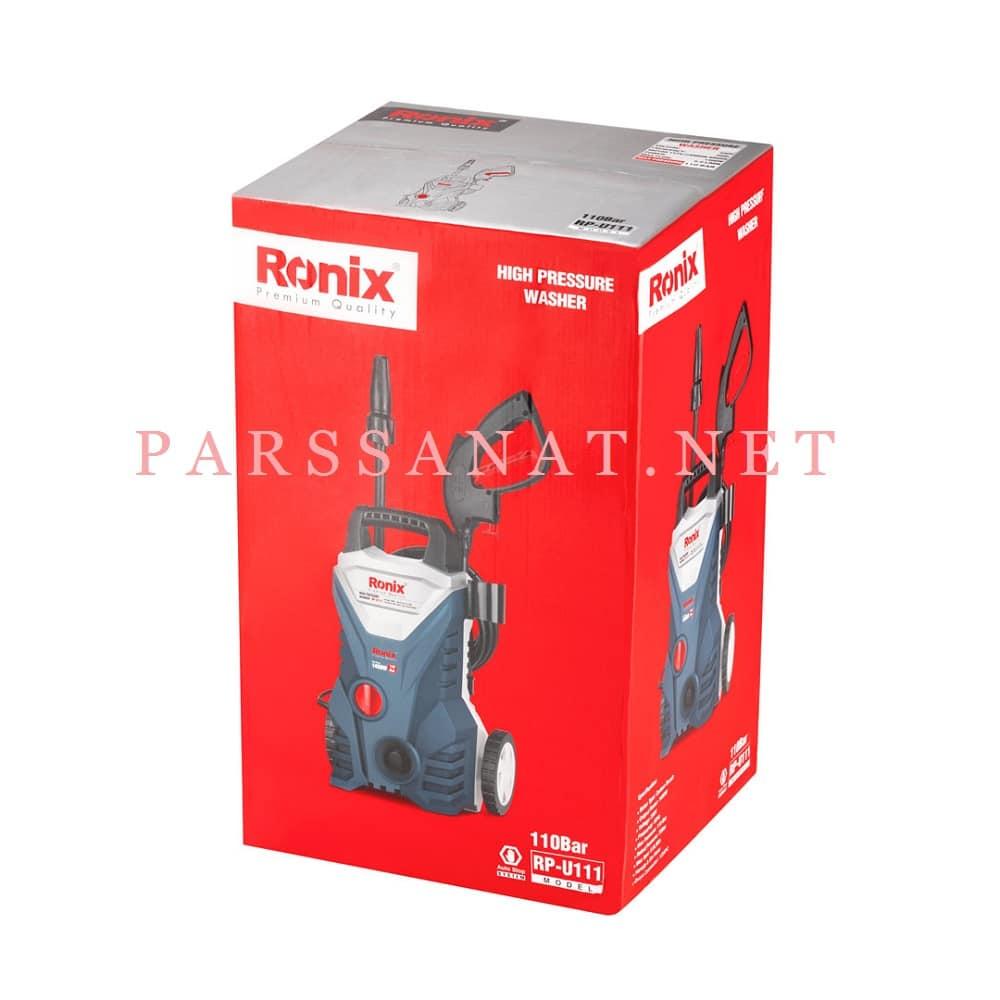 کارواش خانگی رونیکس 110 بار مدل RP-U111