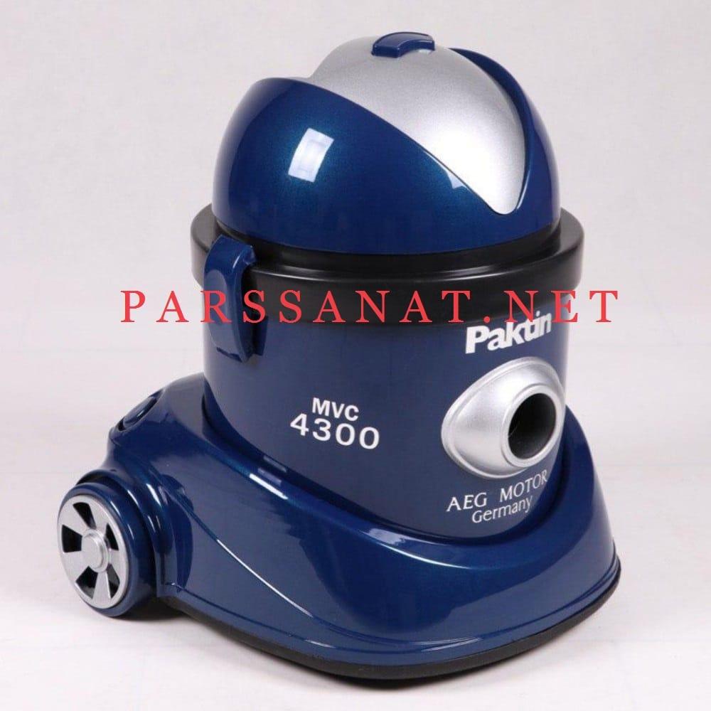جارو برقی سطلی خانگی مدل Paktin 4300